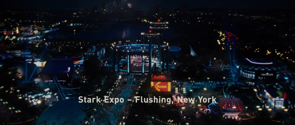 Stark Expo, New York   MCU LocationScout