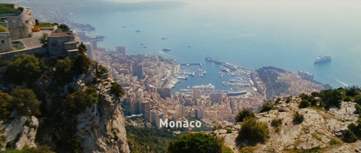 Grand Prix Race Track and Hotel, Monaco  | MCU LocationScout