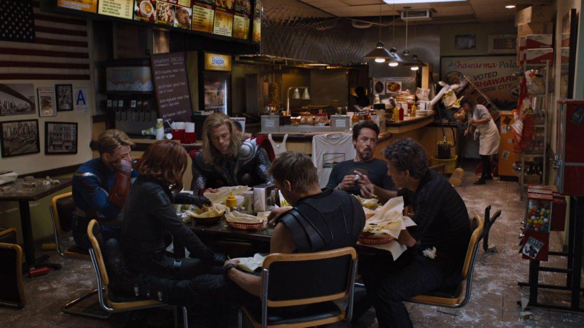 Shawarma Palace, New York | MCU LocationScout