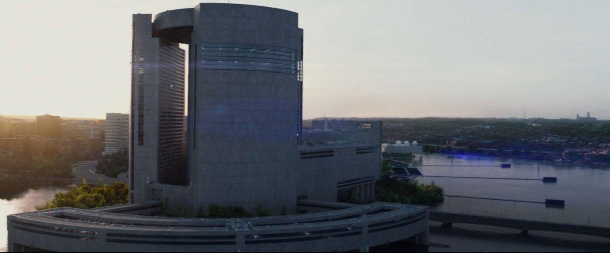 Triskelion, Washington, DC | MCU LocationScout