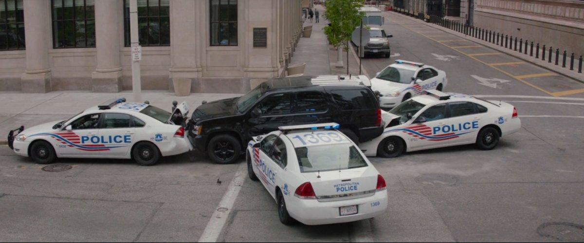 SUV Ambush, Washington, DC | MCU LocationScout
