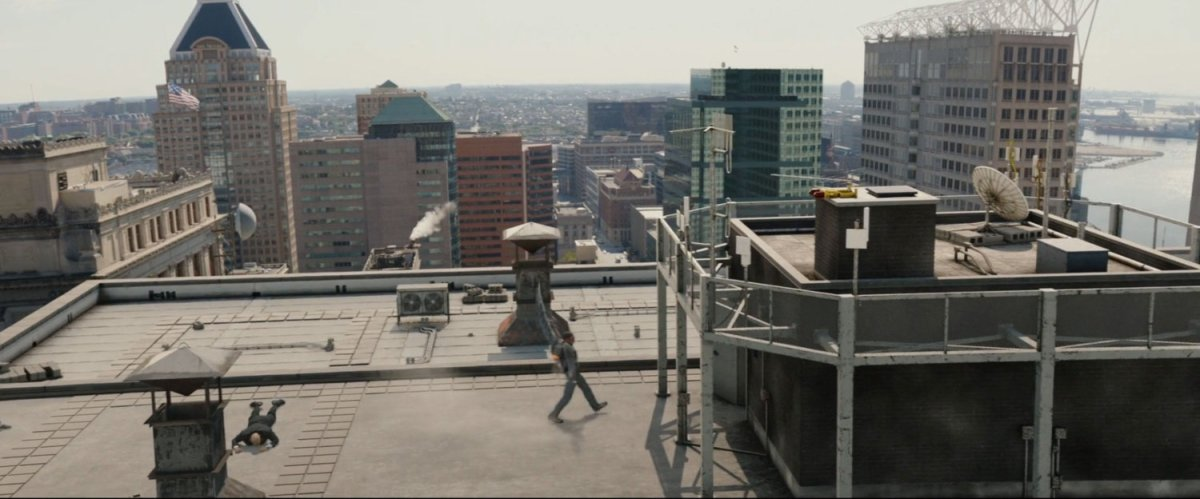 Rooftop, Washington, DC | MCU LocationScout