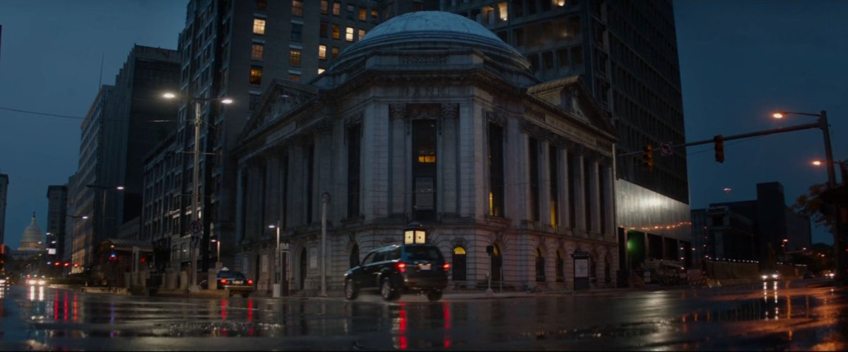 Bank, Washington, DC | MCU LocationScout