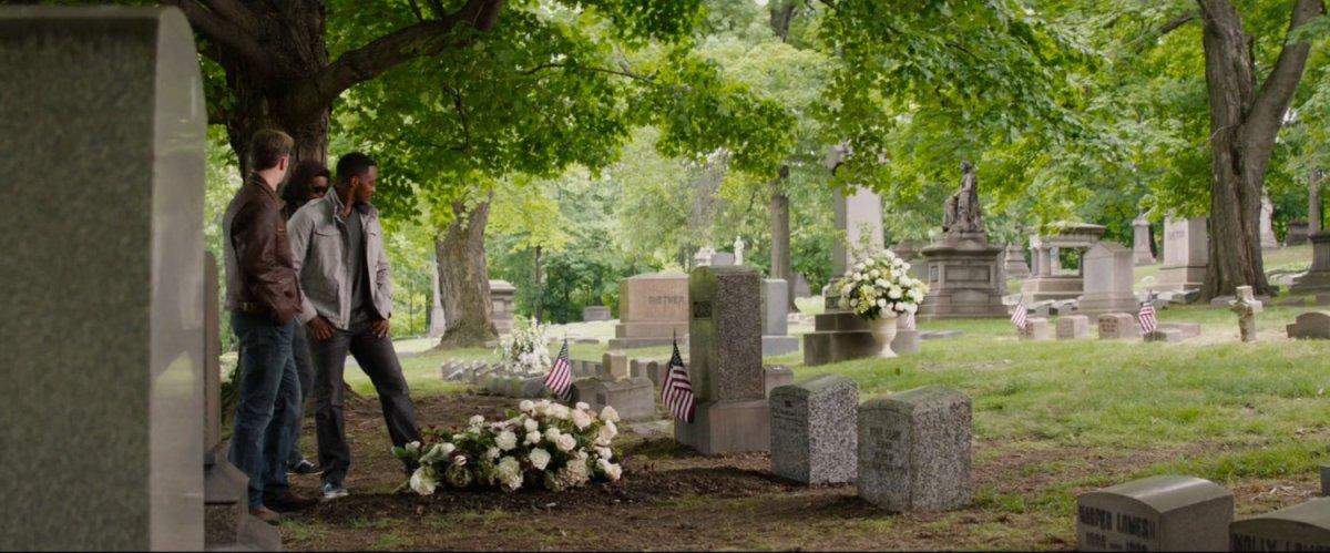 Cemetery, Washington, DC | MCU LocationScout