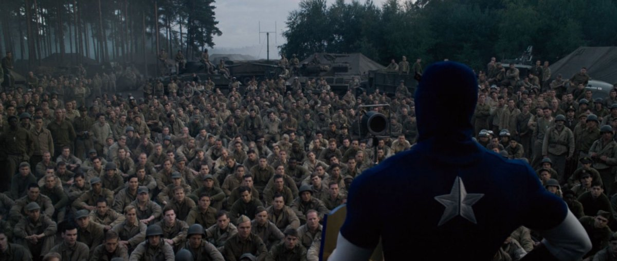 Allied Camp and Italian Woods | MCU LocationScout