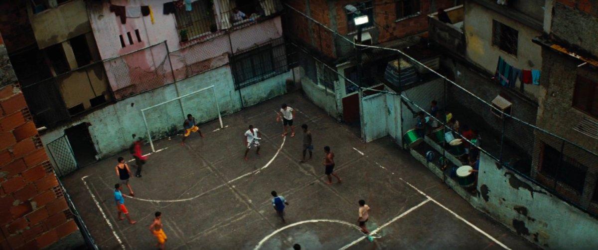Soccer Field, Brazil | MCU LocationScout