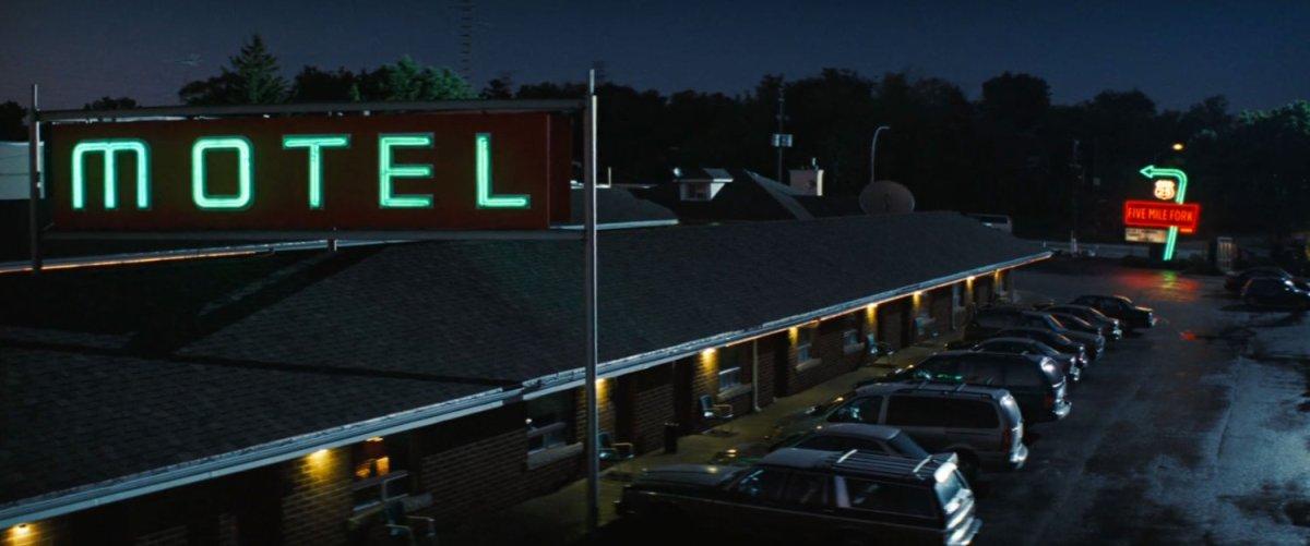 Five Mile Fork Motel, Virginia | MCU LocationScout