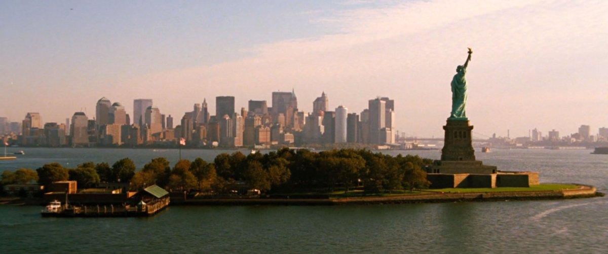 Liberty Island, New York Harbor | MCU LocationScout