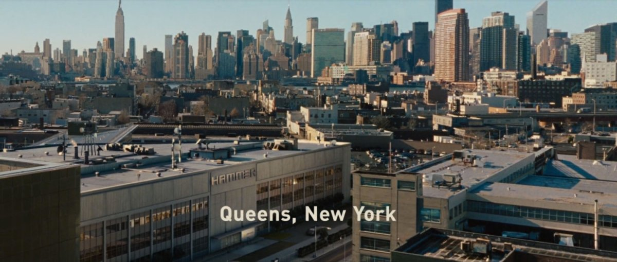 Hammer Industries, Queens NY   MCU LocationScout