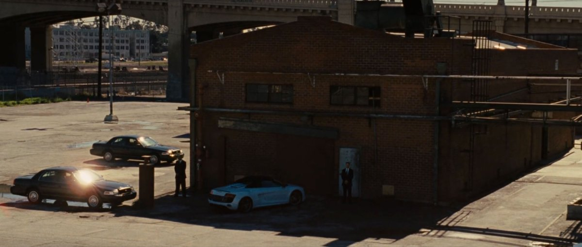 Abandoned SHIELD Warehouse   MCU LocationScout