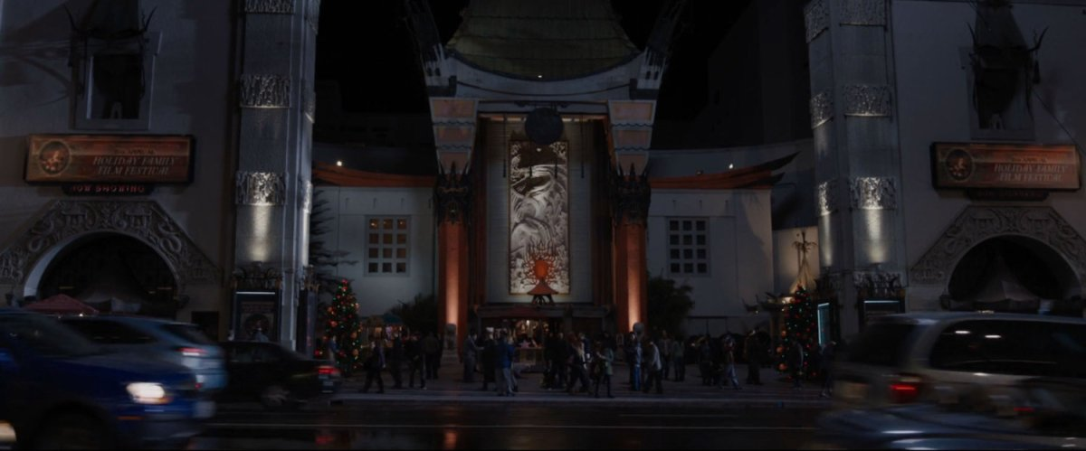 Chinese Theatre, Hollywood | MCU LocationScout