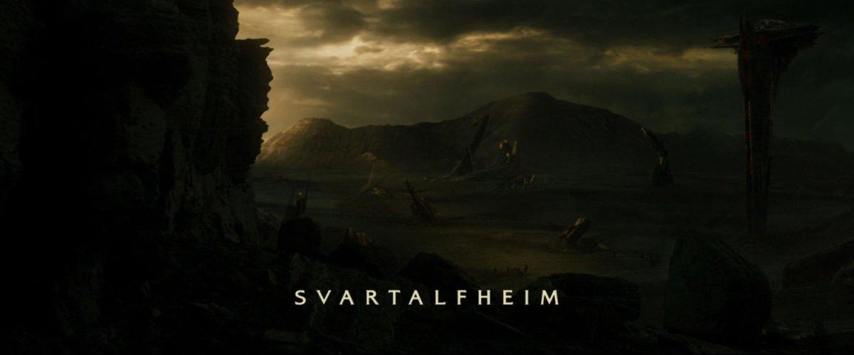 Svartalfheim | MCU LocationScout