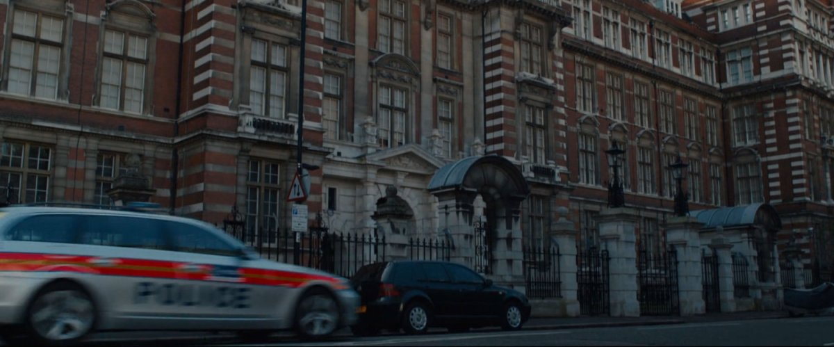 Psychiatric Hospital, London | MCU LocationScout