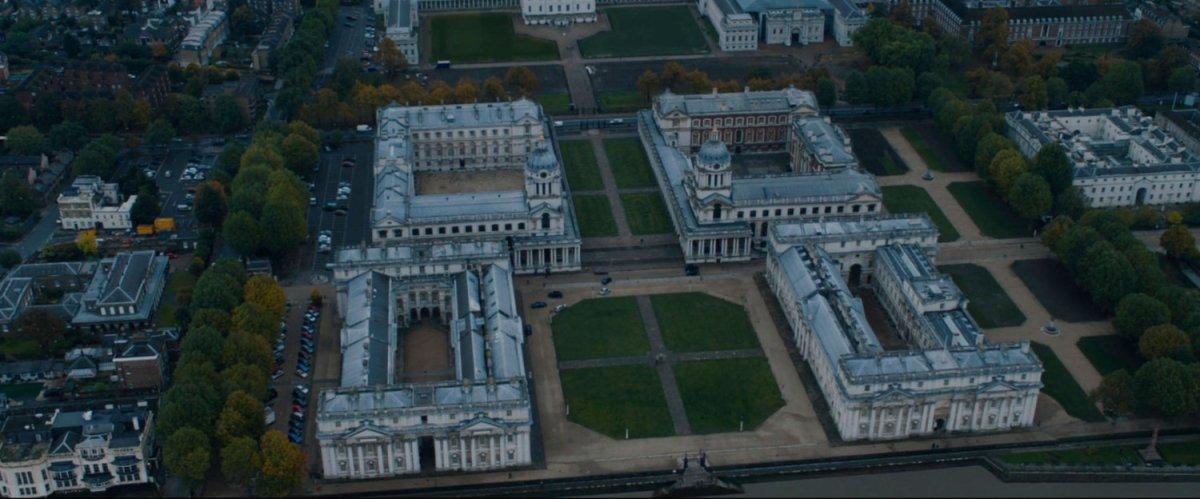 Greenwich, London | MCU LocationScout