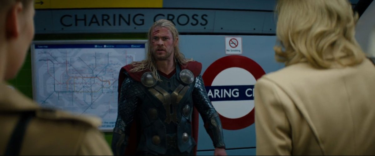 Charing Cross Station, London | MCU LocationScout
