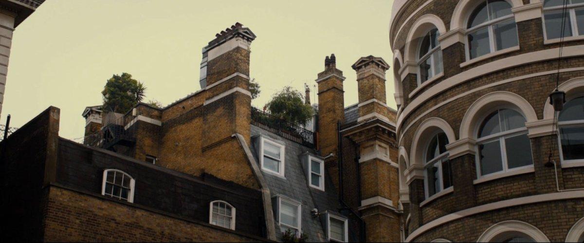 Jane's Apartment, London | MCU LocationScout