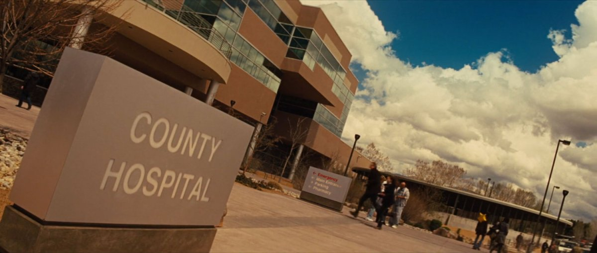 County Hospital, New Mexico | MCU LocationScout