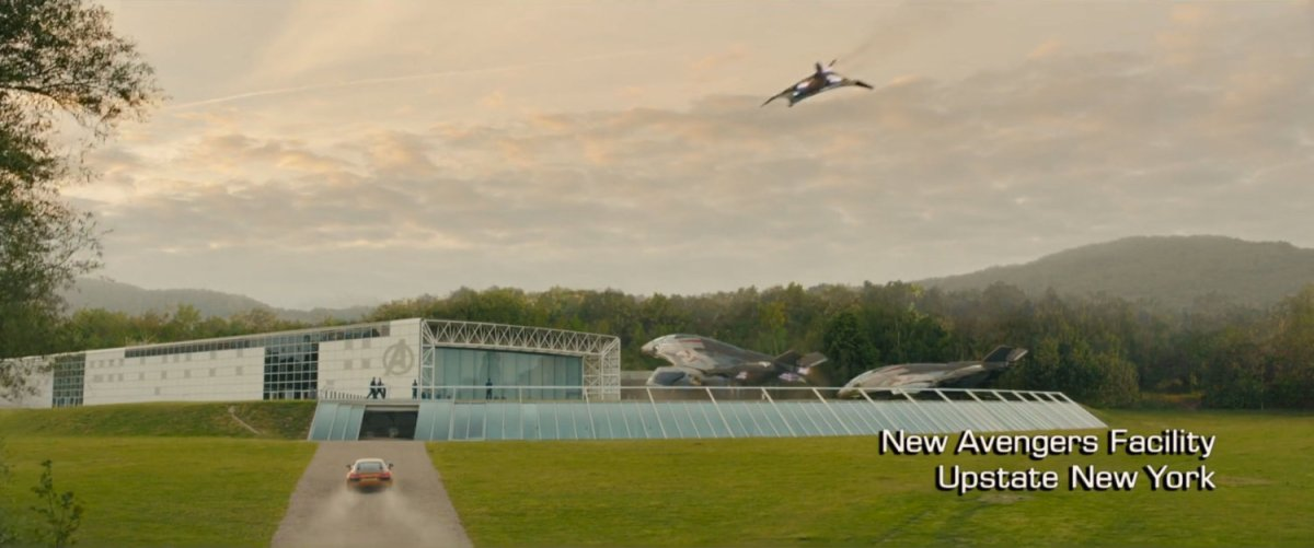 New Avengers Facility | MCU LocationScout