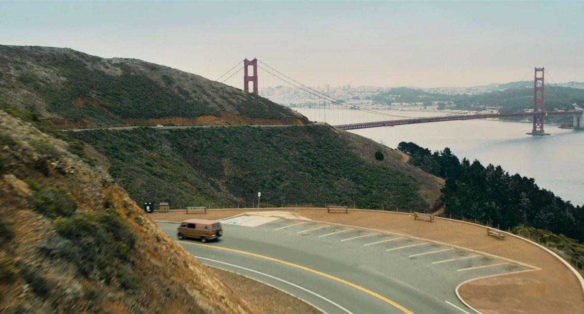 Golden Gate Bridge Vista Point   MCU LocationScout