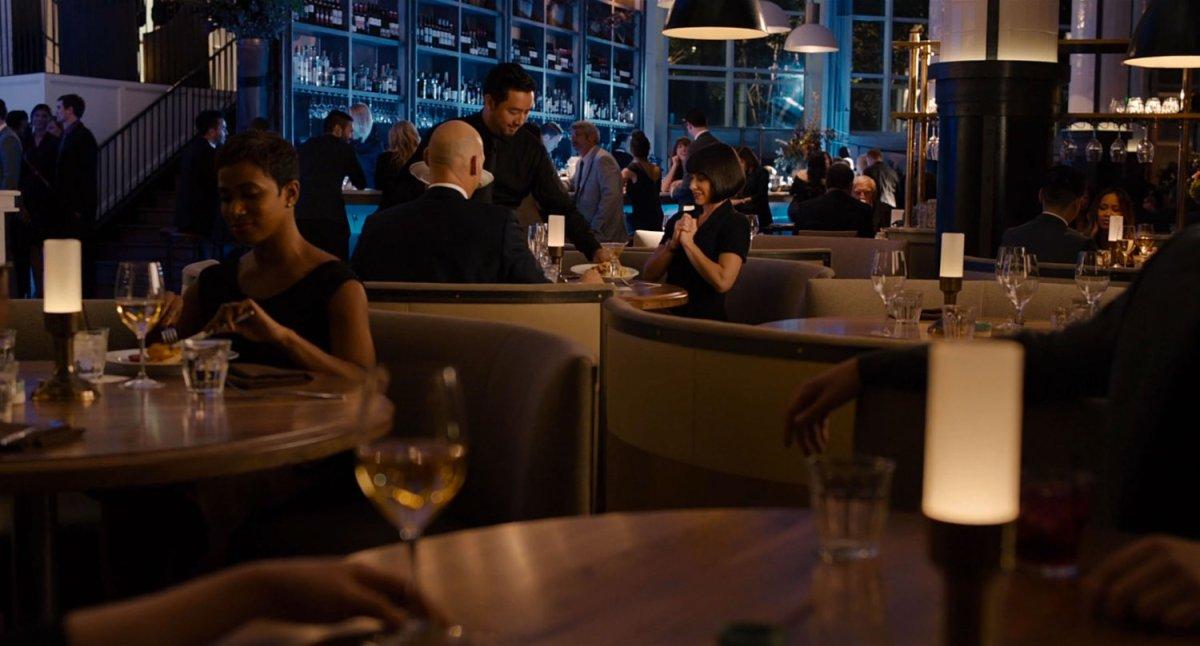 Restaurant, San Francisco | MCU LocationScout