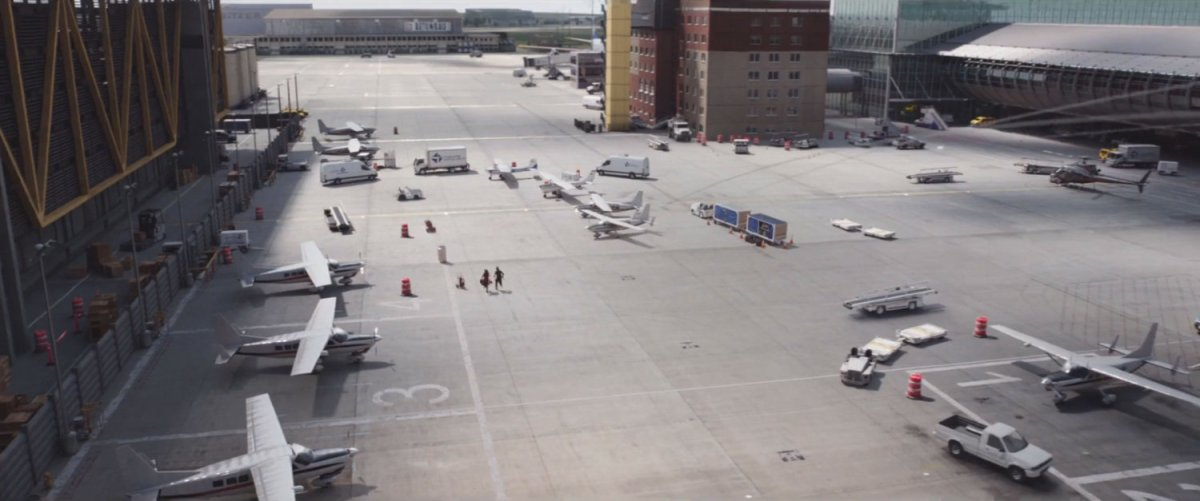 Leipzig/Halle Airport, Germany | MCU: LocationScout