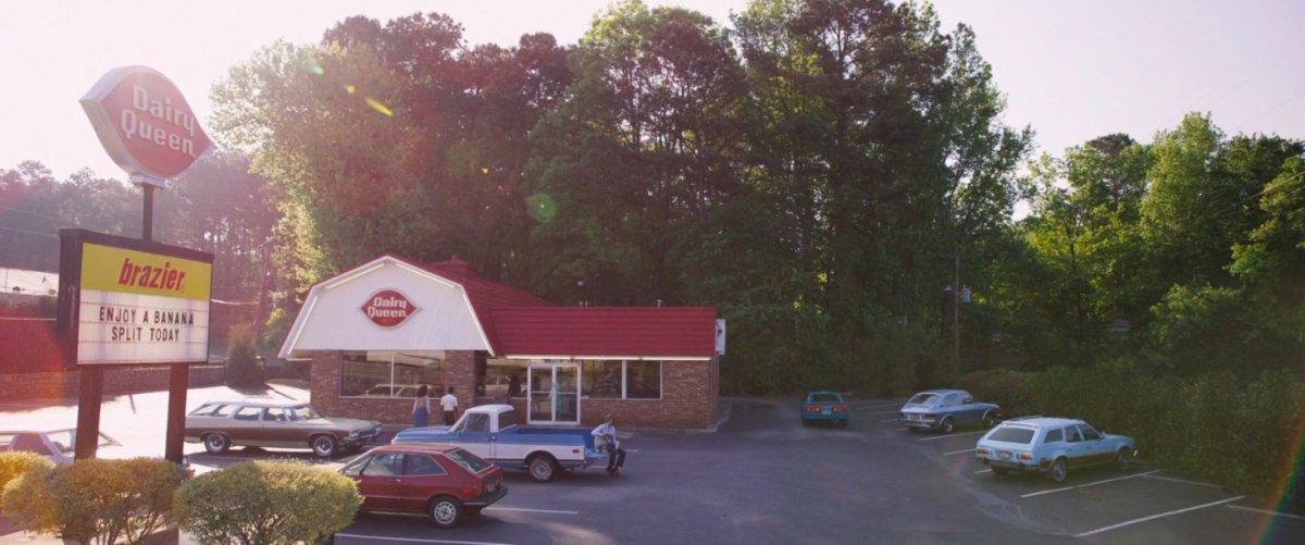 Dairy Queen, Missouri 1980/Modern | MCU: LocationScout