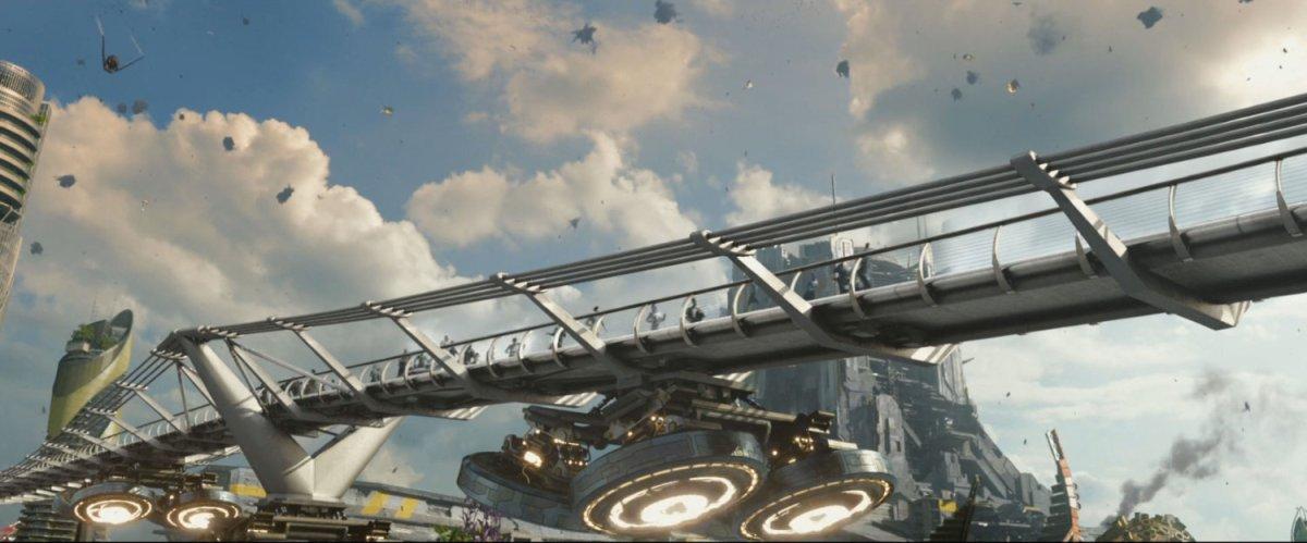 Bridge, Xandar   MCU LocationScout