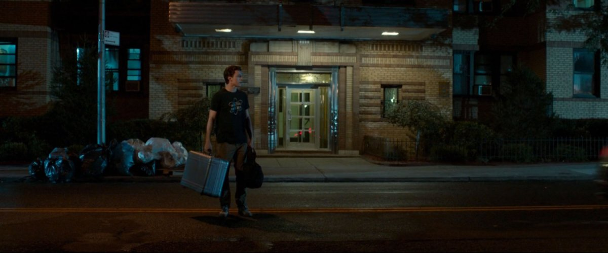 Peter's Apartment, New York | MCU: LocationScout