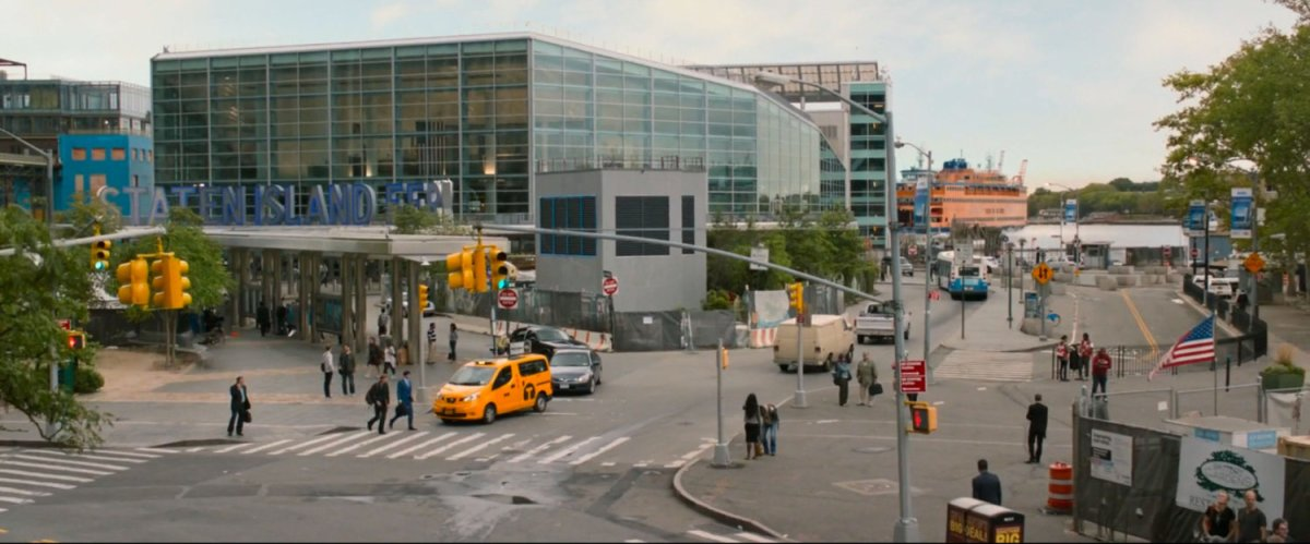 Staten Island Ferry Terminal, New York | MCU: LocationScout