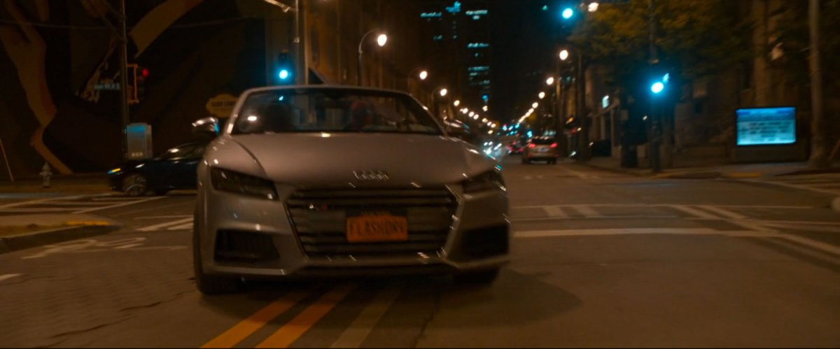 Street – Spidey Driving, New York | MCU: LocationScout