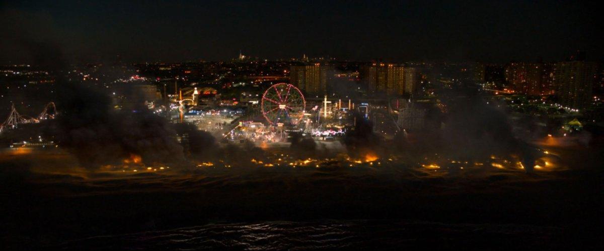 Coney Island Beach & Boardwalk, New York | MCU: LocationScout