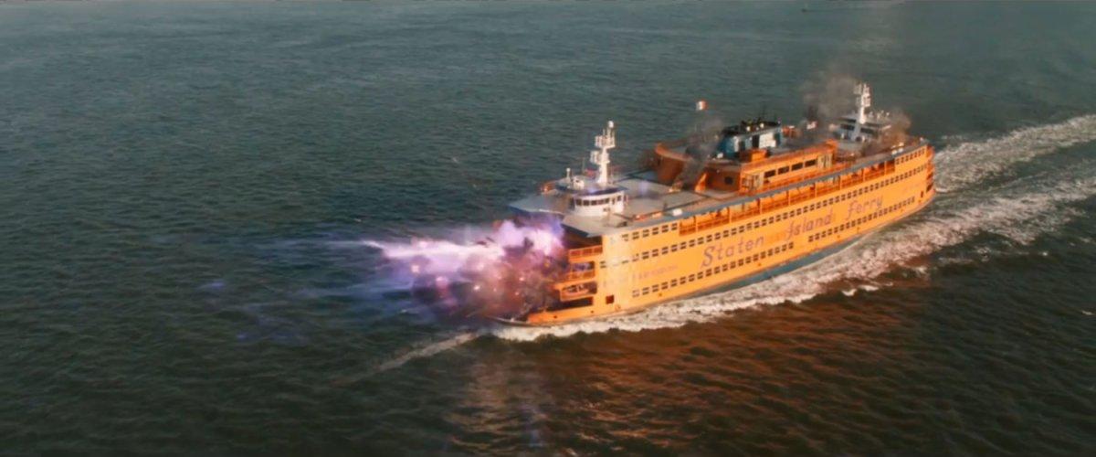 Staten Island Ferry, New York | MCU: LocationScout