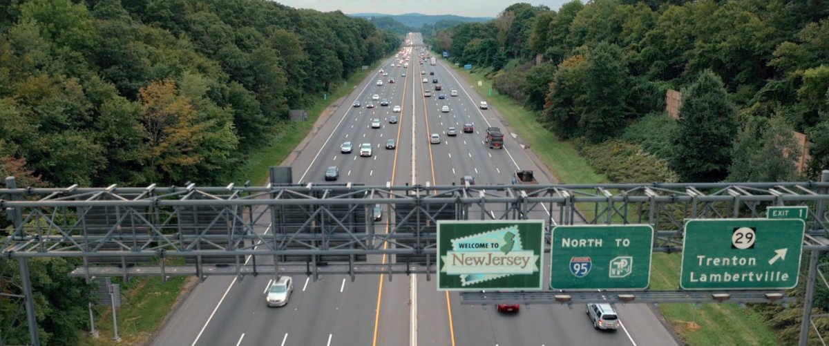 Turnpike, New Jersey   MCU LocationScout