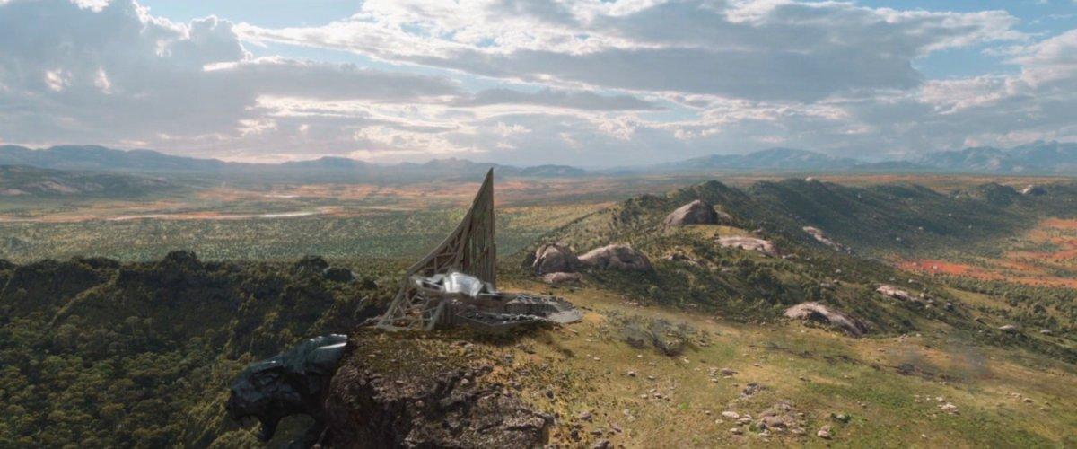 Impact Zone, Wakanda   MCU: LocationScout