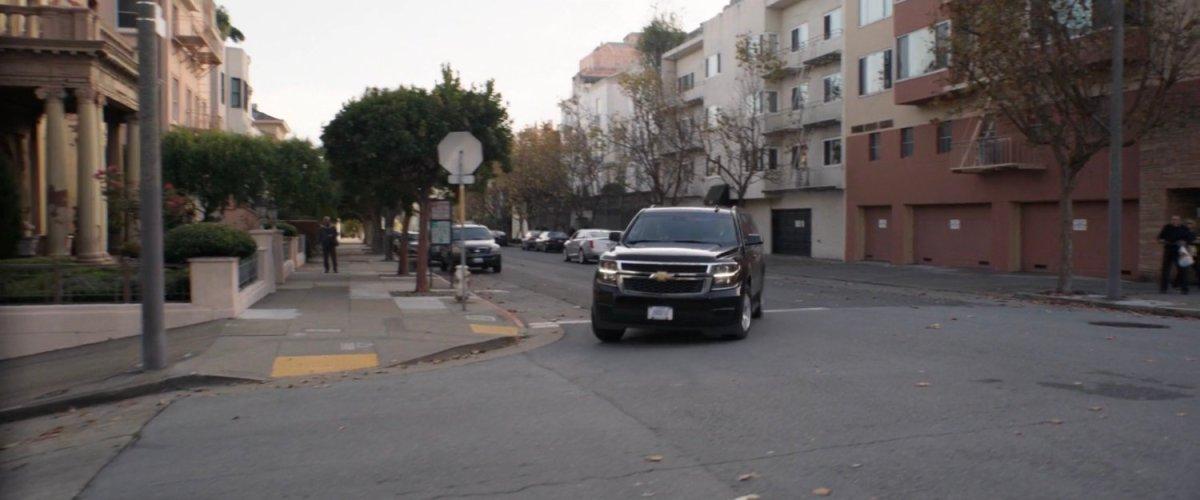 FBI Pursuit, San Francisco | MCU: LocationScout