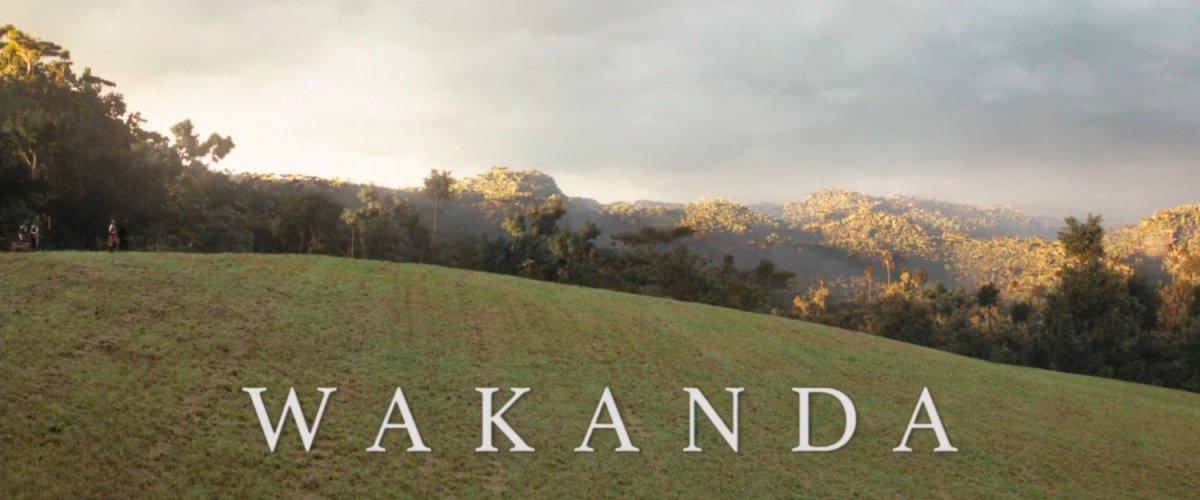 Battle Plain, Wakanda   MCU: LocationScout