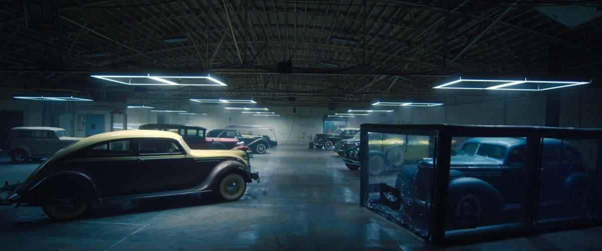 Zemo's Garage, Berlin | MCU LocationScout