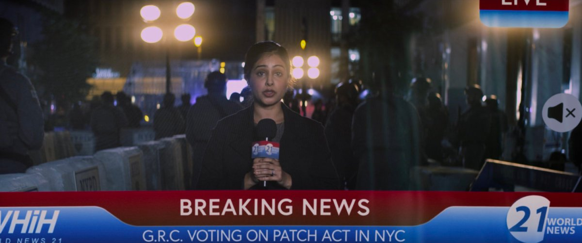 WHIH News Reports, NYC | MCU LocationScout