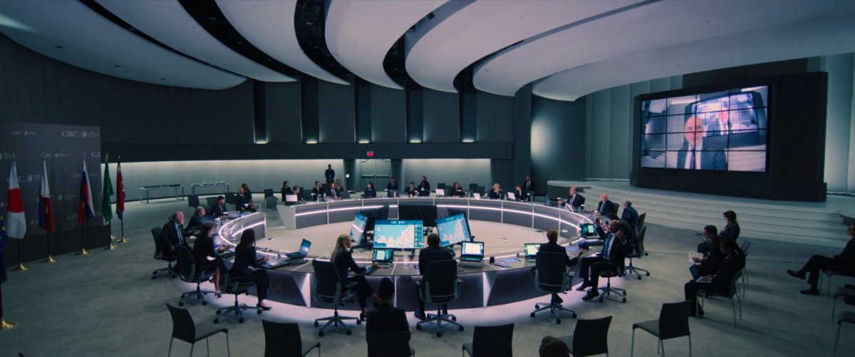 GRC Council Chamber, NY | MCU LocationScout