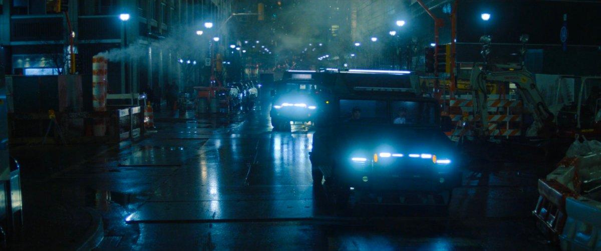 Street Ambush, New York | MCU LocationScout