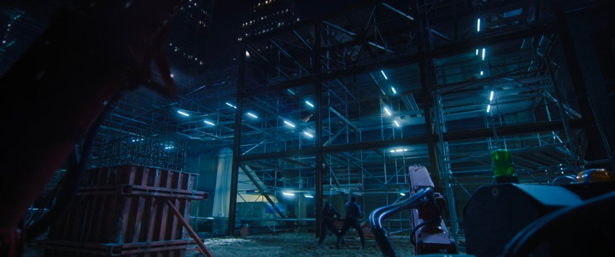 Construction Site, New York | MCU LocationScout