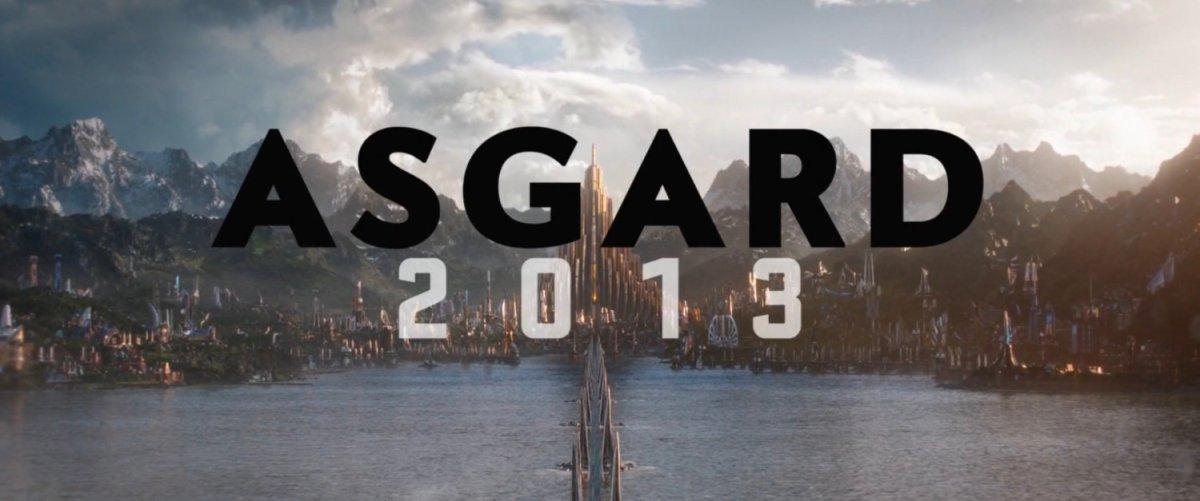 Asgard (2013) | MCU: LocationScout