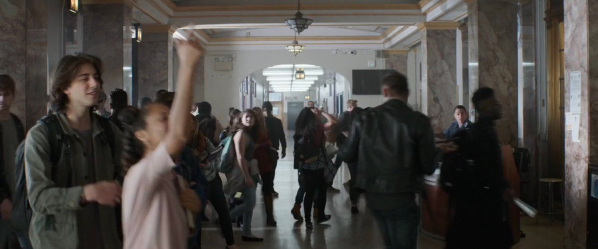 Midtown High School for Science & Technology   MCU: LocationScout