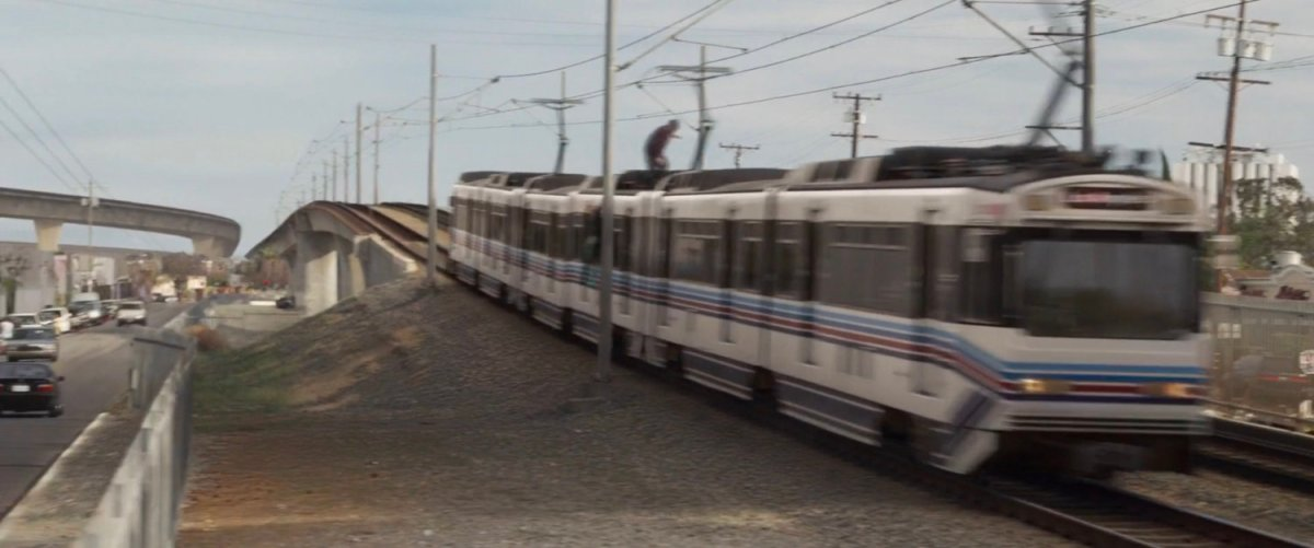 Metro Chase (East LA), Los Angeles | MCU: LocationScout
