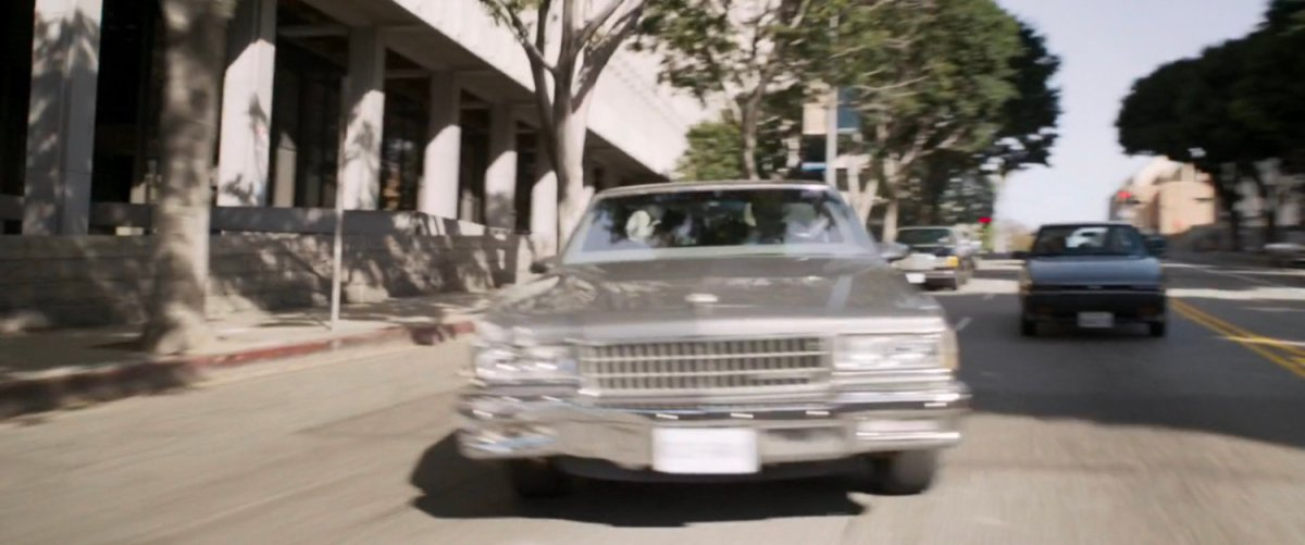 Car Chase – Skrull Attack, Los Angeles | MCU: LocationScout