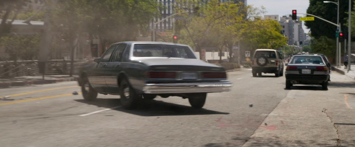 Car Chase – Bus Hit, Los Angeles | MCU: LocationScout