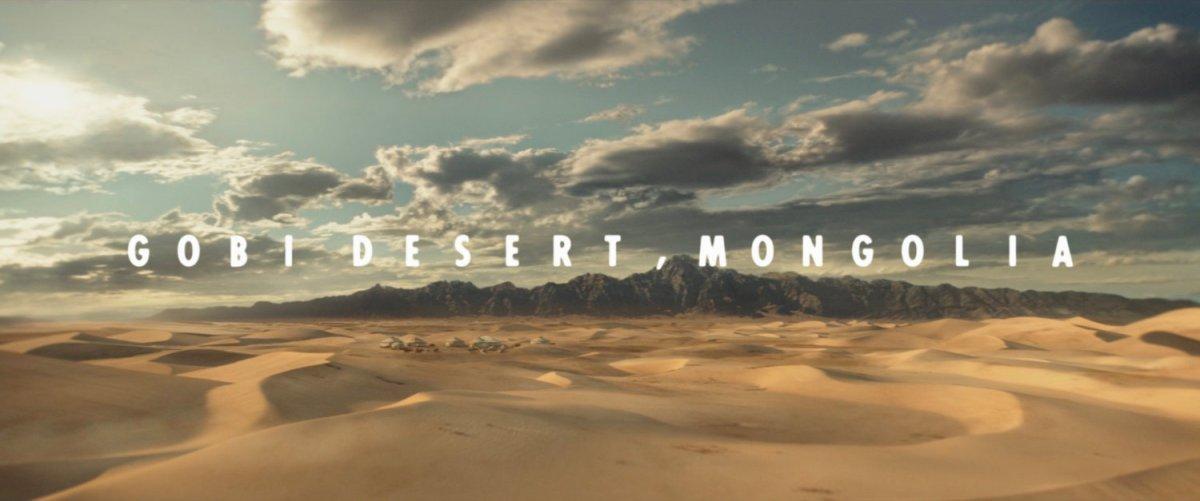 Gobi Desert, Mongolia | MCU LocationScout