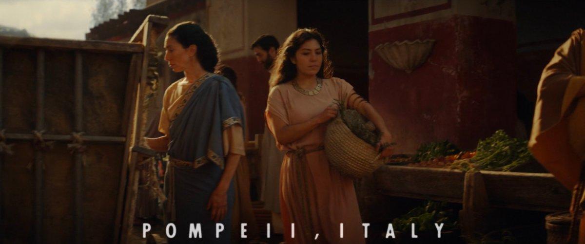 Pompeii, Italy | MCU LocationScout