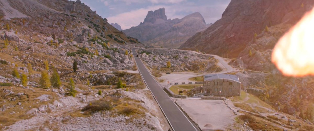 Mountain Road, Germany | MCU: LocationScout