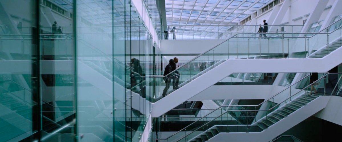 Europol, Berlin | MCU: LocationScout